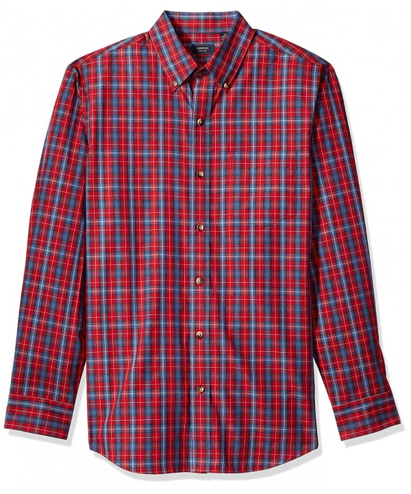Arrow Long Sleeve Plaid Chilipeper X Large