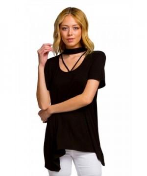 Cherish Womens Short Sleeve Details