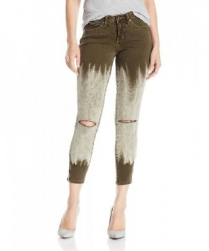Jag Jeans Womens Skinny Ankle