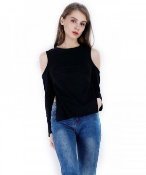 ZUMURCH Womens Shoulder Sleeve Blouse