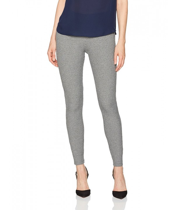 HUE Womens Leggings Charcoal Heather