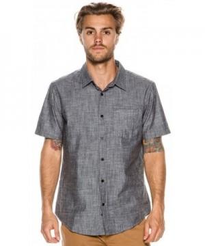 Hurley Mens Shirt Short Sleeve