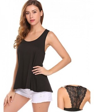 Soteer Womens Cotton Stretchy Backless