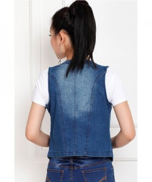 Women's Outerwear Vests