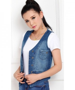 Cheap Women's Vests