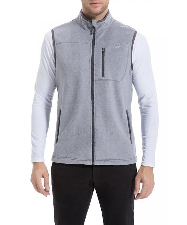 Trailside Supply Co Front Zip Fleece