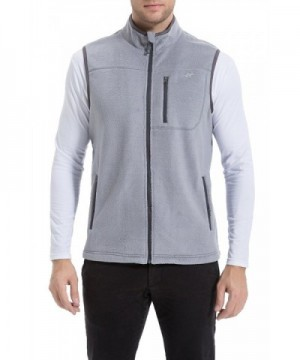 Trailside Supply Co Front Zip Fleece