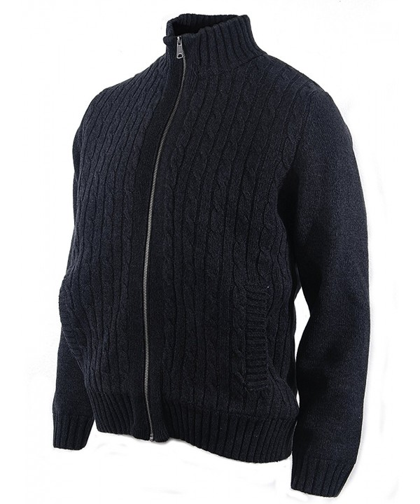 Boston Traders Sweater Sherpa charcoal