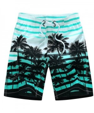 Printing colorful Stripe Coconut Trunks BU XL
