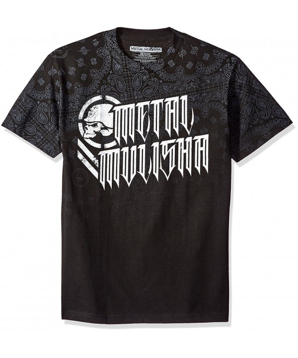 Metal Mulisha Sharp Black Small