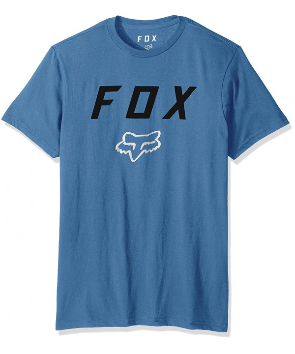 Fox Mens Contended Short Sleeve