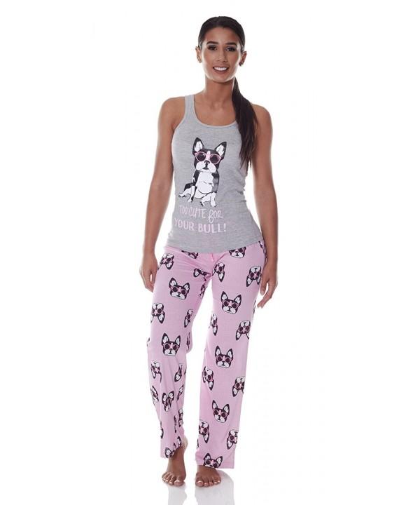 Sleep Co Womens Printed Pajama