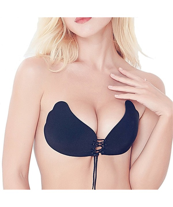 Invisible Strapless Silicone Self adhesive Breathable