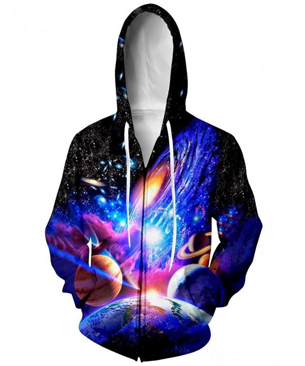 Loveternal Hoodies Pullover Drawstring Sweatshirt