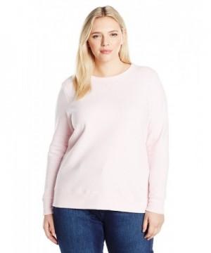 Just My Size V Notch Sweatshirt