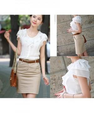 Fashion Women's Button-Down Shirts Wholesale