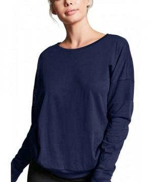 Fihapyli Slouchy Pullover Sweatshirt Lightweight