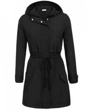 Elover Packable Waterproof Outdoor Raincoat
