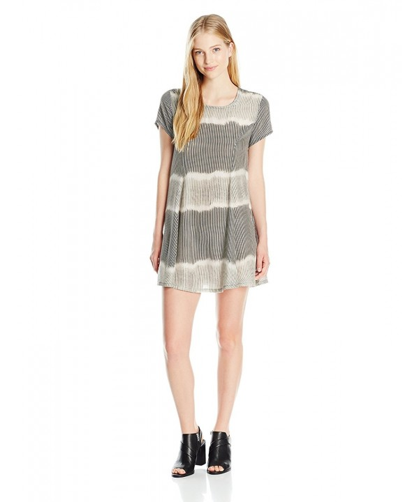 RVCA Juniors Tripper Swing Dress