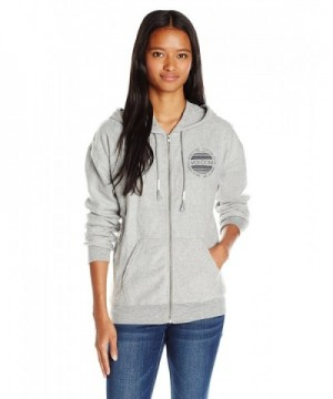 Volcom Juniors Fleece Hoodie Heather
