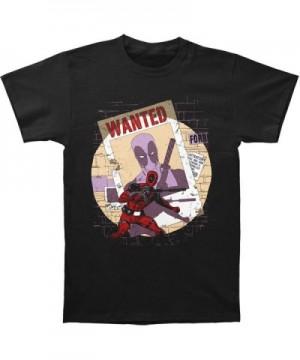Deadpool Wanted T Shirt Size XXL