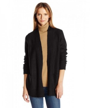 Jason Maxwell Womens Placket Cardigan