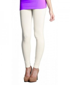 Nikibiki Long Smooth Leggings Ivory