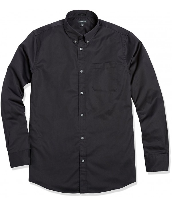 Crafted Collar Classic Button Down Casual