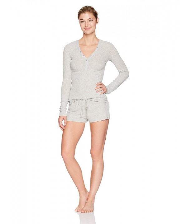 PJ Salvage Womens Peachy Heather