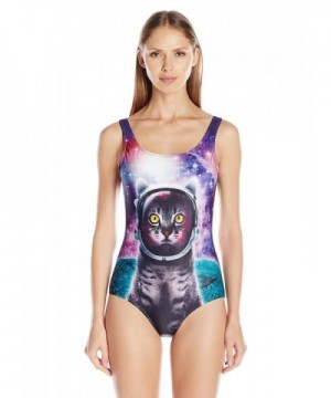 Faux Real Galactic Novelty Swimsuit