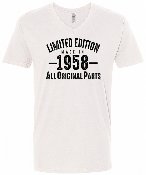 MN V Tee Birthday Limited Original Parts MN V TEE 1958 0071 S White