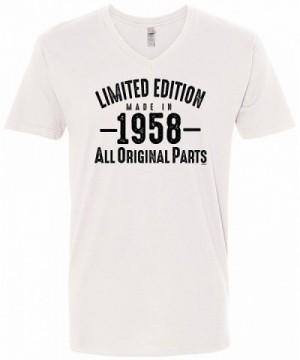 MN V Tee Birthday Limited Original Parts MN V TEE 1958 0071 S White