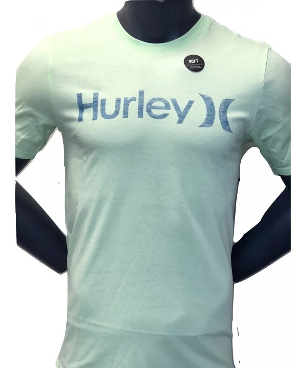 Hurley Through Short Sleeve 327 Green