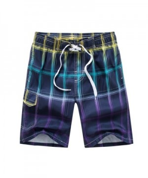SHDAS Bathing Trunks Shorts Lining