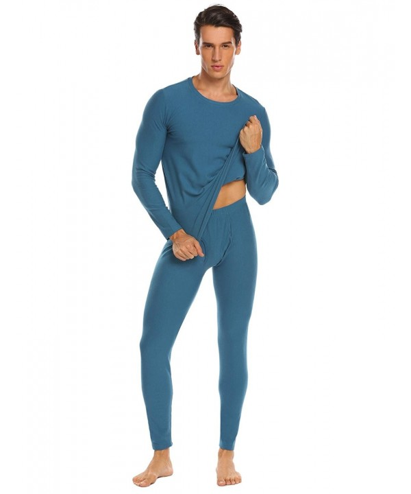 Langle Thermal Underwear Fleece Layering
