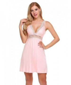 Goldenfox Chemise Sleepwear Nightgown Nightie