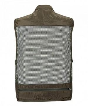2018 New Men's Outerwear Vests Outlet