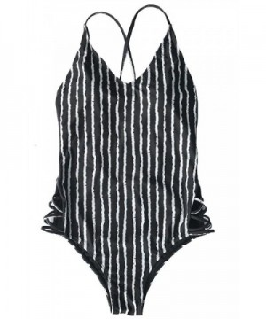 Cupshe Fashion One Piece Swimsuit Swimwear