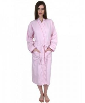 TowelSelections Womens Kimono Bathrobe Ballerina