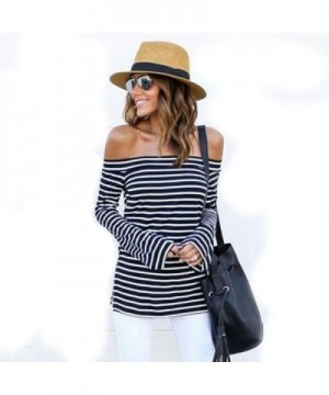 Womens Shoulder Sleeve Strapless Casual