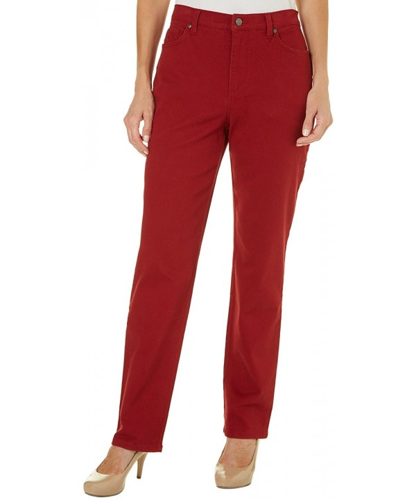 Gloria Vanderbilt Womens Classic Tapered