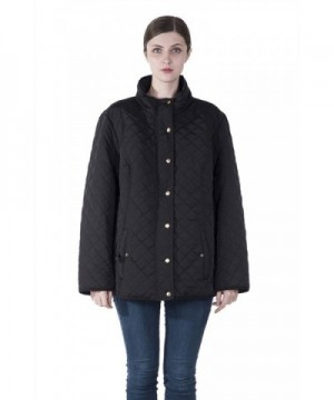 Infron FRONT Collar Zipper Quilted