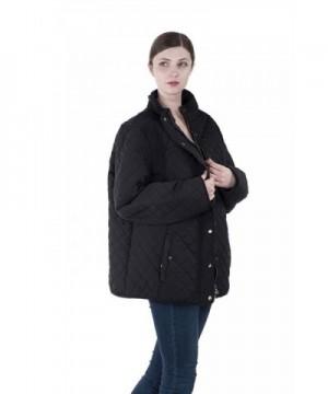 Designer Women's Quilted Lightweight Jackets
