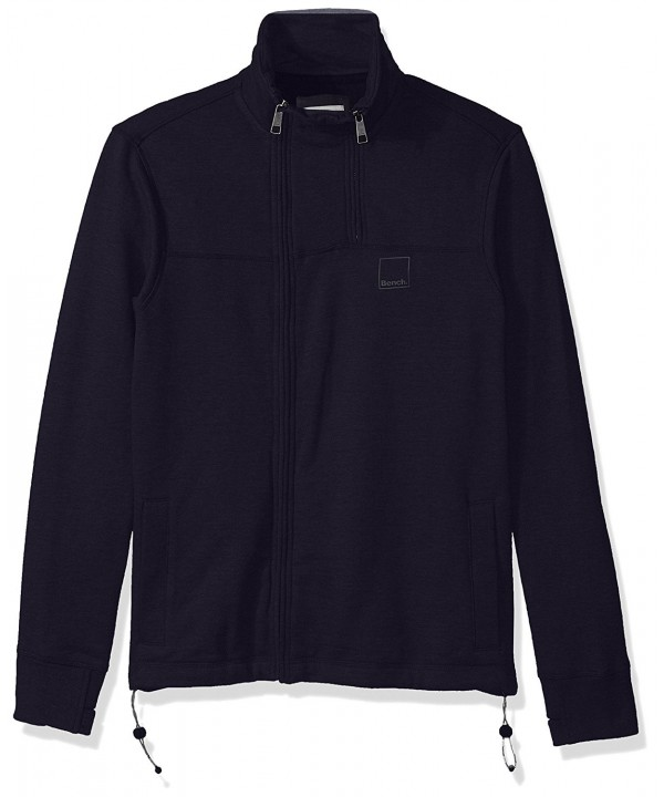 Bench Sweat Jacket Essentially Navy 11341
