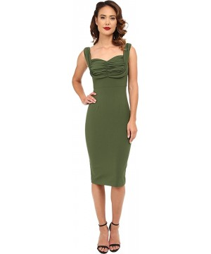 Stop Staring Womens Fitted Dress