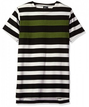 PUBLISH BRAND Sleeve Striped T Shirt