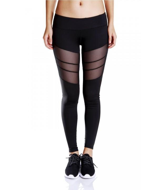 LUXJA Leggings Sports Pants pocket