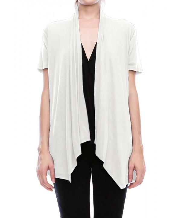 Doe Style Short Sleeve Cardigan