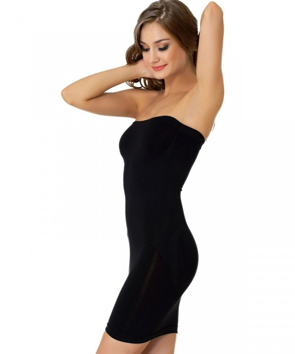 FORMeasy Seamless Shapewear Strapless Clothes Dresses