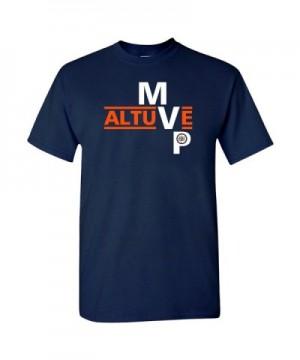 Houston Altuve MVP Shirt Navy
